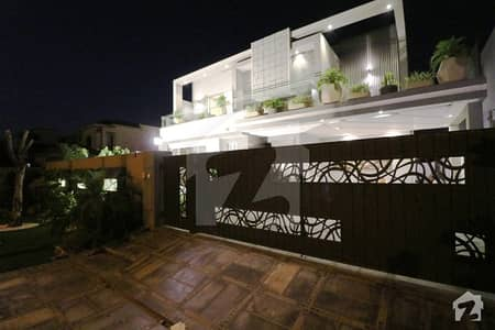 1 Kanal Out Class Stylish Luxury Bungalow For Sale In Dha Phase 7