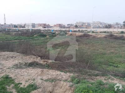 4 Marla Ideal Commercial Plot For Sale In DHA Ph9 Town Block E
