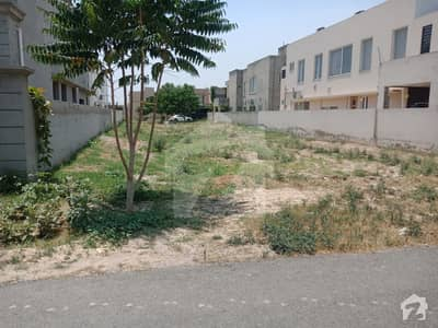 Good Location Corner Plot For Sale in Block N Plot No44  DHA Phase 6 Lahore
