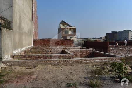 5 Marla Plot For Sale In F Block Pakarab Society Lahore