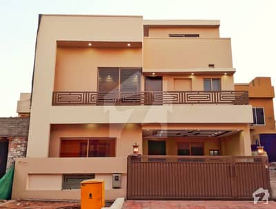 Designer Build 7 Marla Brand New House For Sale Bahria Town Phase 8 Safari Valley RWP