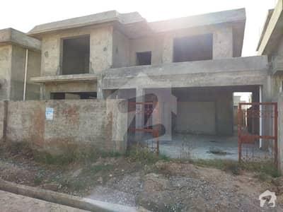 Pha Kuri Islamabad Double Storey Grey Structure Kanal House For Sale
