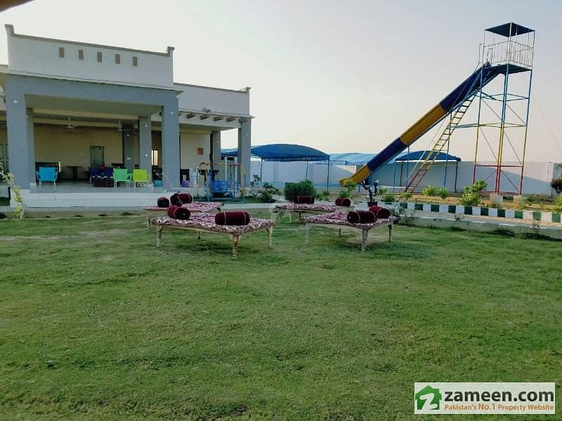 Farm House Plots Land On Installments For Sale On Super Highway Karachi Pakistan