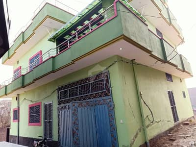 House Of 10 Marla For Sale In Allah Hoo Colony Gujrat
