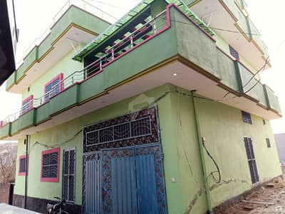 House Of 10 Marla Available In Allah Hoo Colony Gujrat