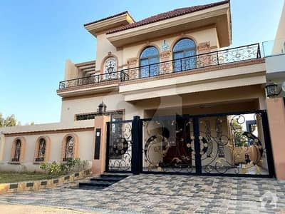 10 Marla Royal Class Spanish Bungalow in In State Life Society Near DHA Ph 5 Ring Road