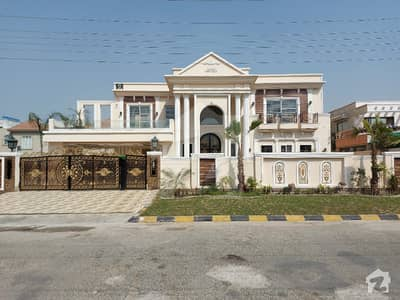 2 Kanal Ultra Modern Brand New House Very Hot Location Solid Construction