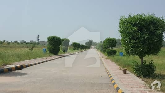 Corner 1 Kanal Plot Is Available For Sale In Block B