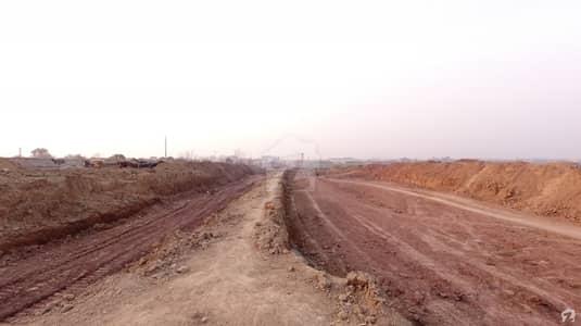 آئی ۔ 12 اسلام آباد میں 6 مرلہ رہائشی پلاٹ 1.1 کروڑ میں برائے فروخت۔