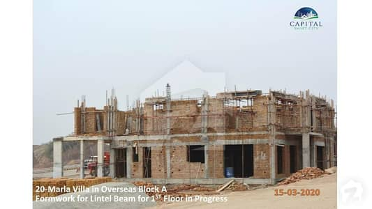 660  Square Feet House In Capital Smart City