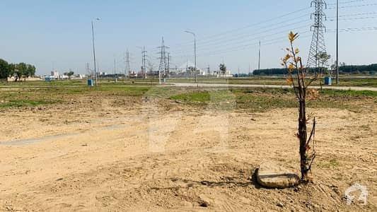 1 Kanal Army Update Ideal Plot For Sale In DHA Phase 9 Prism Block F