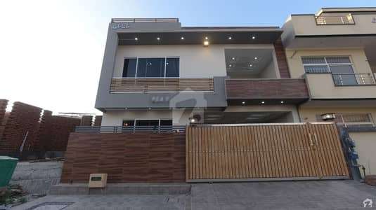 Brand New Double Storey House Is Available For Sale In D-12/1 Islamabad
