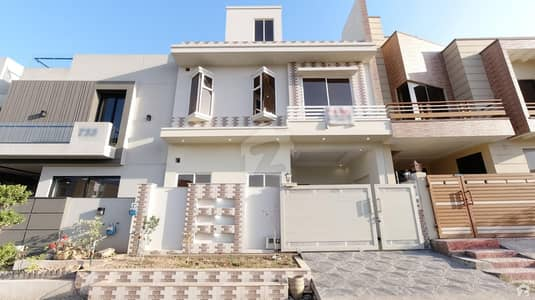 Brand New Double Storey House Is Available For Sale In D-12/4 Islamabad