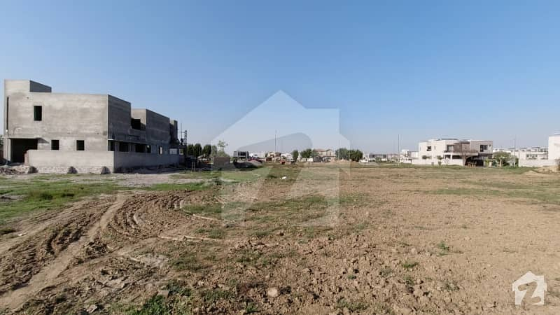 Residential Plot Of 18000  Square Feet In Dha Defence For Sale