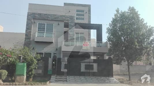 8 Marla House For Rent In Usman Block Sector B Bahria Town Lahore