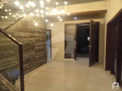 2.4 Kanal Four Year Old Double Storey House Available For Sale Out Class Location