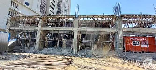 Chance Deal Apartment In Under Construction Project On M. A Jinnah Road Near OMI Hospital And IBA