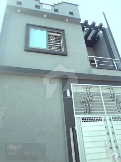 2 Marla And 202 Square Feet Double Storey House In Al Ahmad Garden Housing Scheme