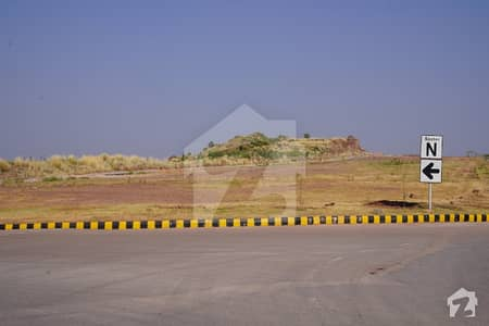 Plot For Sale Sector N Possession Untility Paid Extreme Top Location Bahria Enclave Islamabad