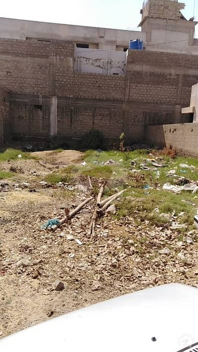 Buy A 3600  Square Feet Residential Plot For Sale In Gulistan-E-Jauhar