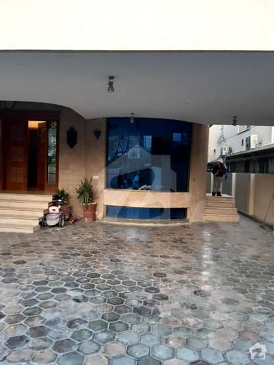1 Kanal Lower Portion With Basement For Rent