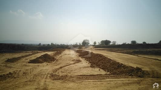 7 Marla Plot On 78461 Per Month Instalment