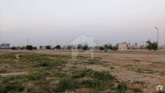 10 Marla Residential Plot Available For Sale In Bahria Orchard G5 Block On Reasonable Price Ideal Location