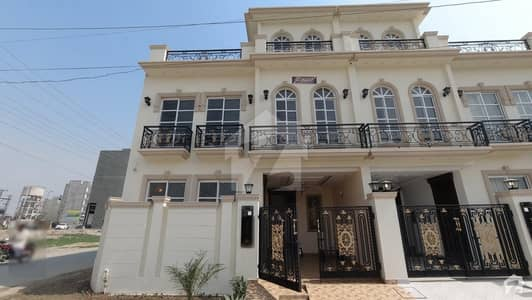 Buy A 5 Marla House For Sale In State Life Housing Society