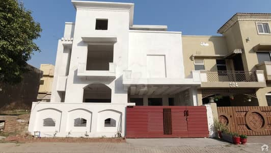7 Marla Structure House Is Available For Sale In Bahria Town Phase 8