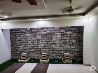 150 Sq Yard Ultra Modern Style Bungalow For Rent With Full Basement