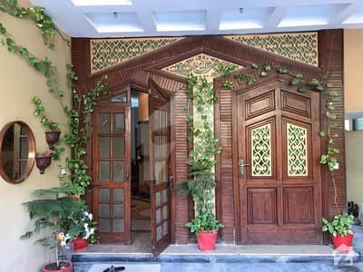 10 Marla Double Story Double Unit 5 Bed House Available For Sale In Khayban E Tanveer