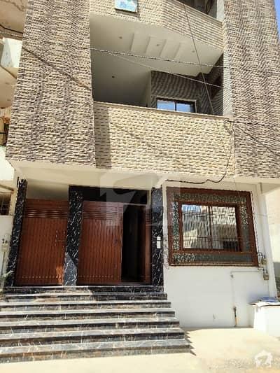 ایم بی سی ایچ ایس ۔ مخدوم بلاول سوسائٹی کورنگی کراچی میں 8 کمروں کا 5 مرلہ مکان 2.35 کروڑ میں برائے فروخت۔