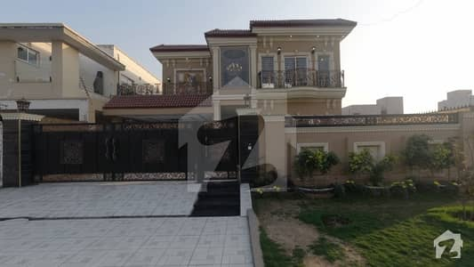 1 Kanal House In State Life Phase 1 - Block B - State Life Housing Society For Sale
