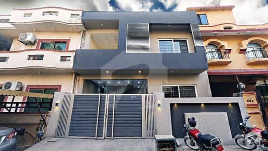 25x60 Brand New Beautiful House for Sale in E114