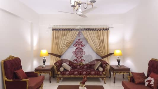 10 Marla 3 Bed Brand New Flat For Rent Askari 10 Lahore