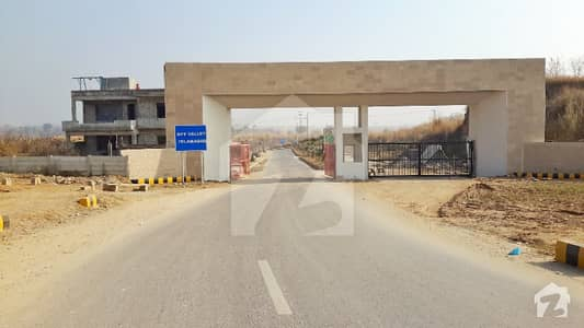 Residential Plot For Sale In OPF Valley Zone-V, Islamabad.