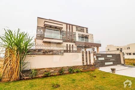1 Kanal Brand New Modern Design Luxury Bungalow For Sale