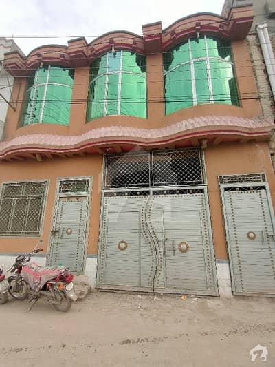 ورسک روڈ پشاور میں 4 کمروں کا 4 مرلہ مکان 95 لاکھ میں برائے فروخت۔