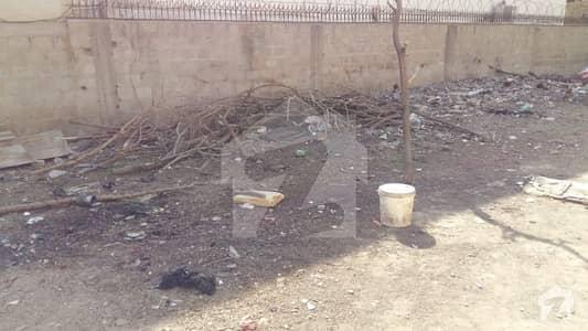 گلستانِِ جوہر ۔ بلاک 15 گلستانِ جوہر کراچی میں 1.2 کنال رہائشی پلاٹ 6.8 کروڑ میں برائے فروخت۔