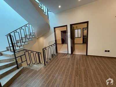 100 Yards With Basement Brand New House For Sale