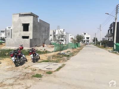 5 Marla Residential Plot In Dha Rahbar Phase 3 Street 13 b Block