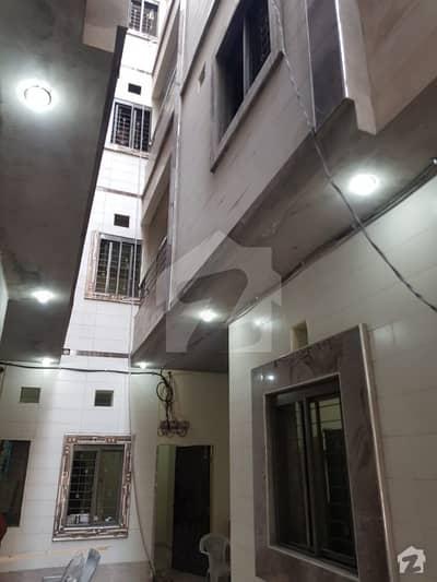 مسلم ٹاؤن لاہور میں 12 کمروں کا 6 مرلہ فلیٹ 3.5 کروڑ میں برائے فروخت۔