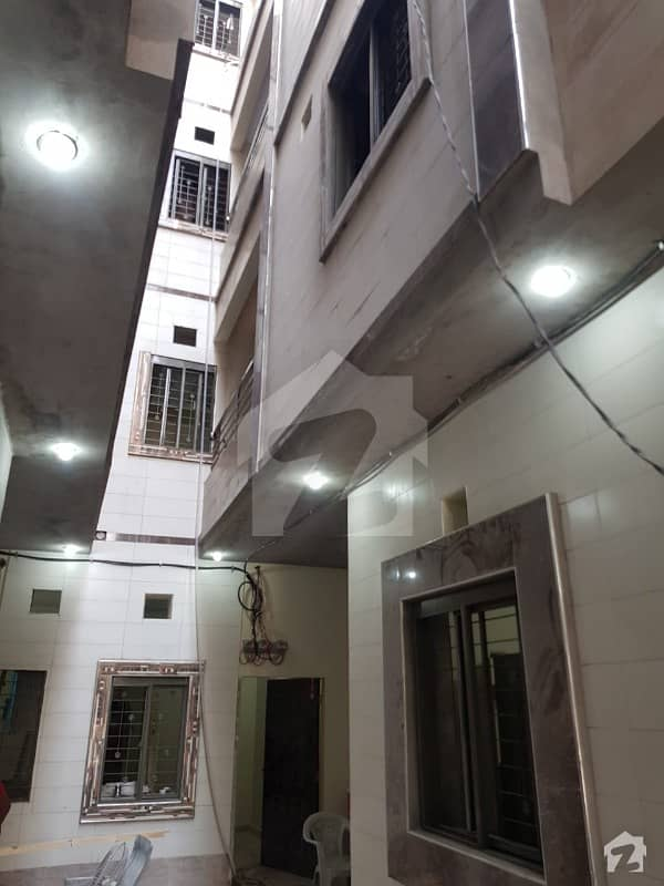 1238  Square Feet Flat Available For Sale In Muslim Town