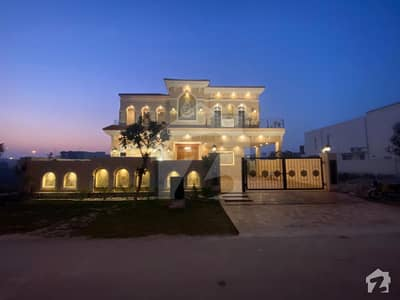Spanish Designed New Build 1 kanal House for Sale in DHA Lahore