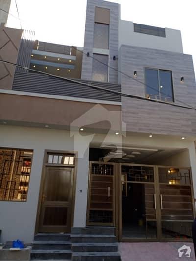 ارباب سبز علی خان ٹاؤن ایگزیکٹو لاجز ارباب سبز علی خان ٹاؤن ورسک روڈ پشاور میں 5 کمروں کا 4 مرلہ مکان 1.25 کروڑ میں برائے فروخت۔