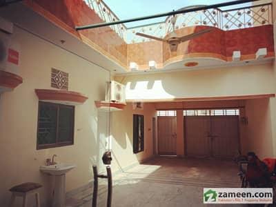 A Residential House For Sale At Gulraiz Town  Multan