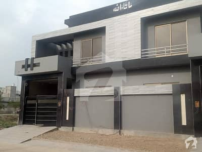 5 Marla Brand New House For Sale In Eden Executive 208 Chak Road