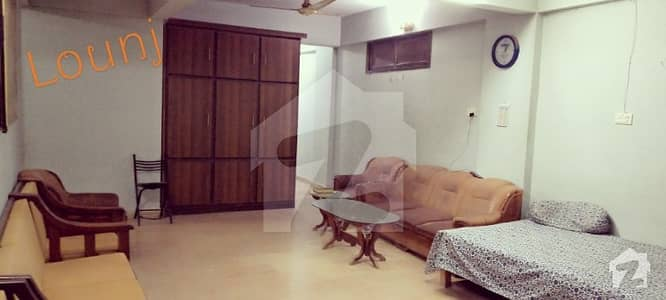 Stunning Flat Is Available For Sale In Latifabad