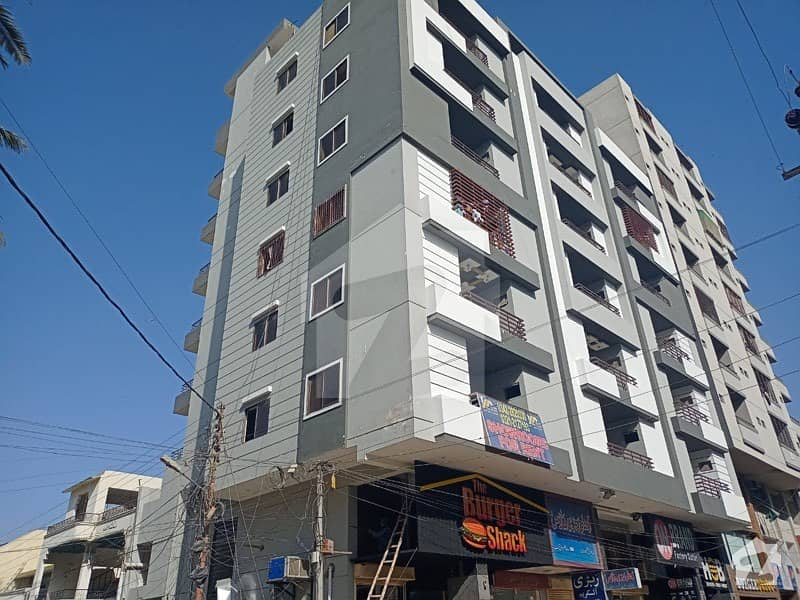 Brand New Flat For Rent On Main Food Street