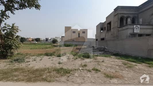 DHA Phase 6 C-48 residential plot available for sale